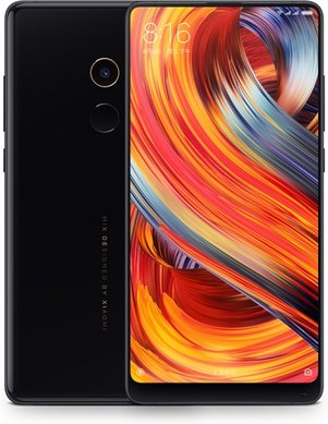 Xiaomi Mi Mix 2 Black Ceramic Edition Global Dual SIM TD-LTE 256GB