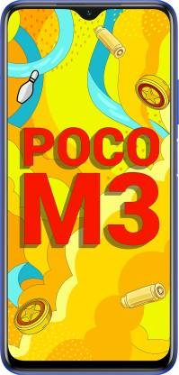 Xiaomi Poco M3 Dual SIM TD-LTE IN 64GB M2010J19CI  (Xiaomi Citrus) Detailed Tech Specs