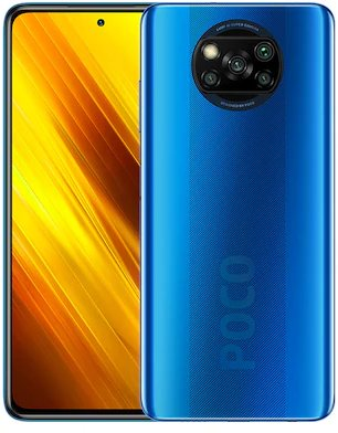 Xiaomi Poco X3 NFC Standard Edition Global Dual SIM TD-LTE 128GB M2007J20CG  (Xiaomi Surya) Detailed Tech Specs