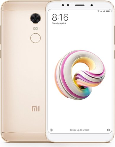 Xiaomi Redmi 5 Plus Dual SIM TD-LTE CN 32GB MET7  (Xiaomi Vince) Detailed Tech Specs