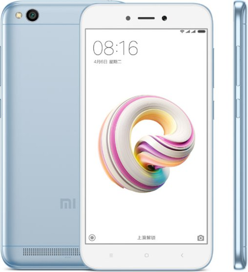 Xiaomi Redmi Note 5A Dual SIM TD-LTE 16GB MDE6  Detailed Tech Specs