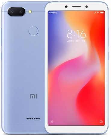 Xiaomi Redmi 6 Dual SIM Global TD-LTE 64GB M1804C3DG  (Xiaomi Cereus) Detailed Tech Specs