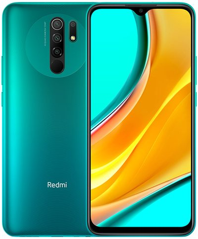 Xiaomi Redmi 9 Global Dual SIM TD-LTE 64GB M2004J19G  (Xiaomi Lancelot) Detailed Tech Specs