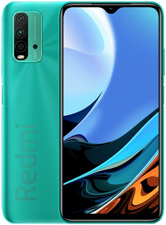 Xiaomi Redmi 9 Power 4G Dual SIM TD-LTE IN 128GB M2010J19SI  (Xiaomi Lime) Detailed Tech Specs
