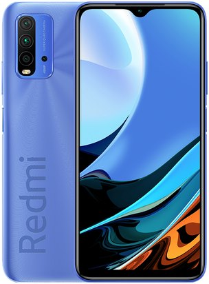 Xiaomi Redmi 9 Power 4G Dual SIM TD-LTE IN 64GB M2010J19SI  (Xiaomi Lime)