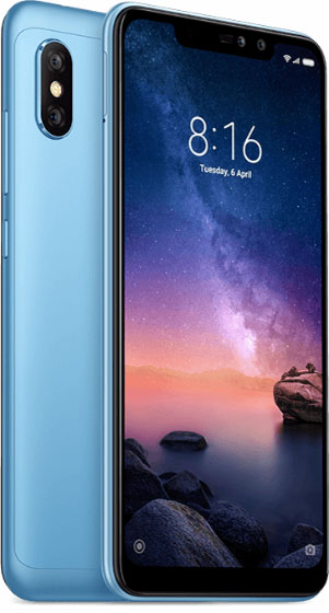 Xiaomi Redmi Note 6 Pro Premium Edition Dual SIM TD-LTE IN MZB6879IN Detailed Tech Specs