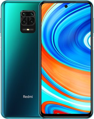 Xiaomi Redmi Note 9 Pro Global Dual SIM TD-LTE 128GB M2003J6B2G  (Xiaomi Curtana B2)