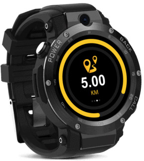 Zeblaze Thor S Smart Watch 3G