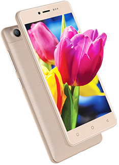 Ziox Astra Colors 4G Dual SIM TD-LTE