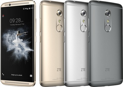 ZTE Axon 7 A2017G Dual SIM TD-LTE 64GB Detailed Tech Specs