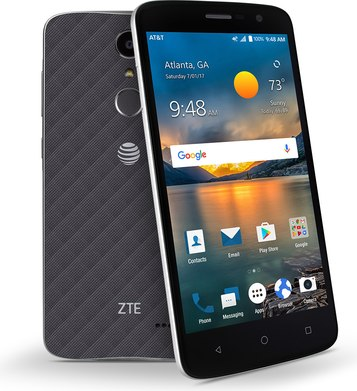 ZTE Z971 Blade Spark LTE Detailed Tech Specs