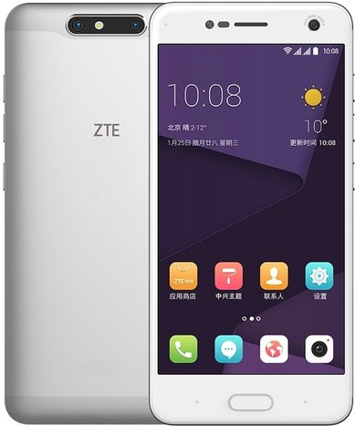 ZTE BV0800 Blade V8 Dual SIM TD-LTE 32GB Detailed Tech Specs