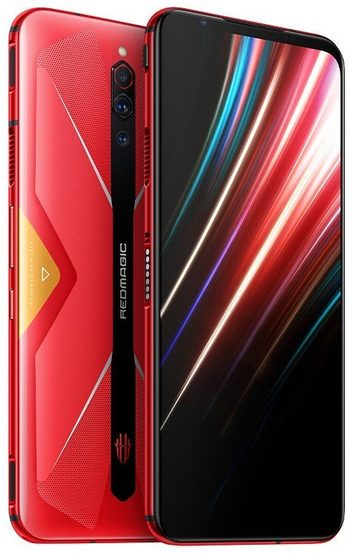 ZTE Nubia Red Magic 5G Standard Edition Global Dual SIM TD-LTE 128GB NX659J  (ZTE Super Device)