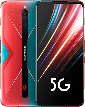 ZTE Nubia Red Magic 5G Top Edition Dual SIM TD-LTE CN 256GB NX659J  (ZTE Super Device)