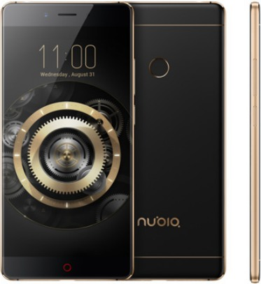 ZTE Nubia Z11 Black Gold Edition Dual SIM Global TD-LTE 64GB NX531J