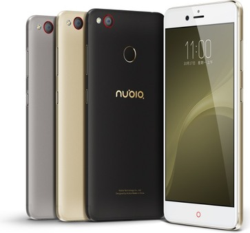 ZTE Nubia Z11 Mini S Dual SIM TD-LTE IN 64GB NX549J Detailed Tech Specs