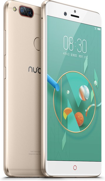 ZTE Nubia Z17 Mini Standard Edition Dual SIM TD-LTE NX569J Detailed Tech Specs