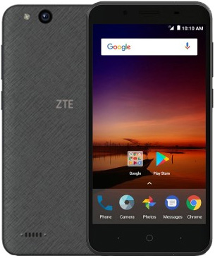 ZTE Z558VL ZFive C LTE US Detailed Tech Specs